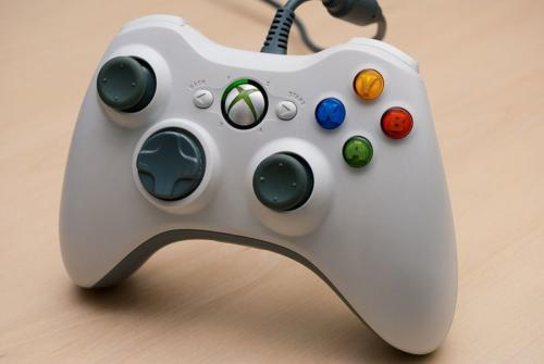 Xbox360コントローラ