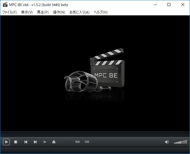 MPC-BE-Screenshot