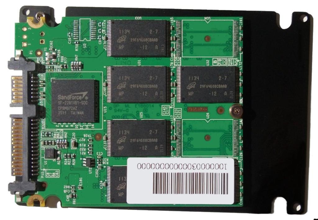 SSDとHDDの違いって何?それぞれのメリット・デメリットを徹底解説! Sata-ssdの構造