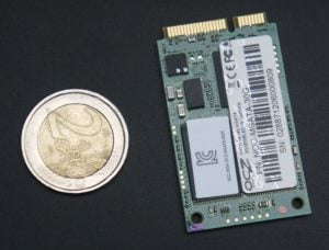 SATA,mSATA,M.2といったSSDの違いをわかりやすく徹底解説 mSATA-SSDの大きさ